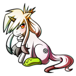 Pony Neige by R-no71