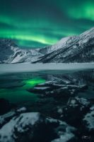 The Green Lady by BoholmPhotography
