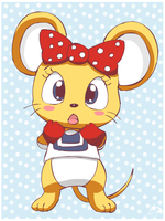 Pipsy Mouse by pichu90