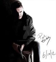 Liam Neeson - Taken 2 by AngryPIG