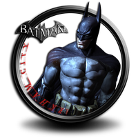 Batman Arkham City-s7 png icon 2 by SidySeven