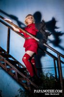 Seras Victoria - Shoot 02 by PAPANOTZZI