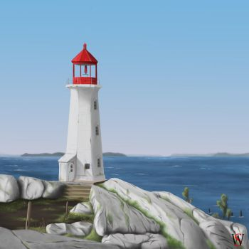 Light House - Study by SethWoll