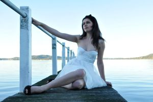 Charis - jetty dreaming 1 by wildplaces