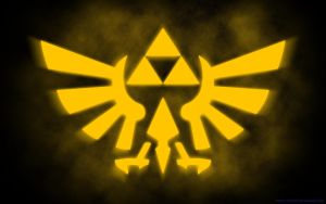 Legend of Zelda Triforce Desktop by jtm1997
