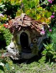 4th faery house completed by sevenwillow