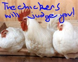 CHICKENS by psb-kinks