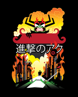 Attack On Aku by ChrisWithATa