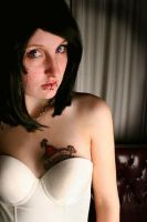 Suicide Girl - 2 by ViciousPeach