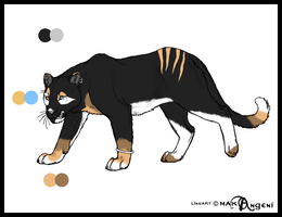 Lioness Design Auction CLOSED by Nalou