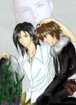 Squall + Laguna -To Remember by wingsoffreedom