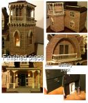 The munsters scratchmade model by johnstewartart