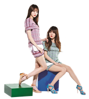 Davichi png[render] by Sellscarol