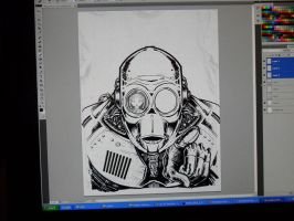 work in progress 001 by cagris