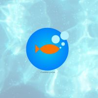 Logo Fish by MetallerLucy