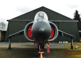 Harrier - Midland Air Museum by PhilsPictures
