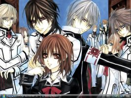 .:Vampire Knight:. by Sanctuary-Haruka