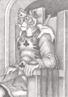 ACEO card deck '11 - KofClubs by Maritime-Tiger