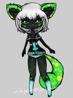 Offer to Adopt (Punk anthro) CLOSED by Musicallychalanged