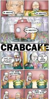 Crabcake 2 by Metal-Truncator