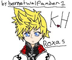 roxas XD by bernetwolfamber1