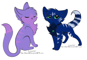 Cat adoptables! by LiL-Lolah