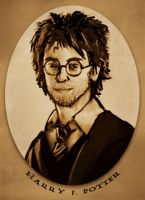 Harry Potter Seventh Year by ExtraNoise