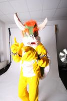 Bowser Cosplay Pic4 by victorymon