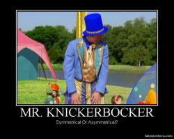 Mr Knickerbocker (Todd Haberkorn) by AlphaMoxley95