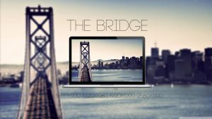 The Bridge WallPaper by roisol