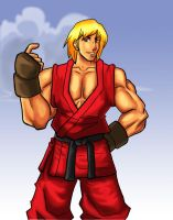 Ken Masters - Final by hocuspukeus