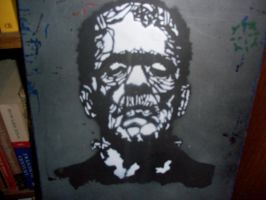 frankenstein by itsallblack