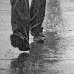 Walking in the Rain by inacom