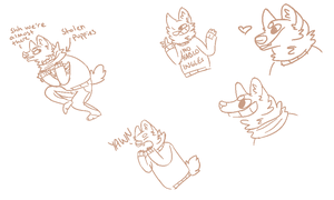 i did these at like 2am by civetic