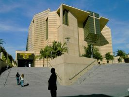 Cathedral of the Angels I by merribelle