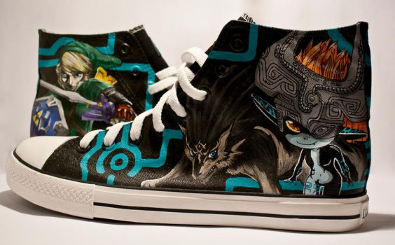 Twilight Princess Chuckz by Bobsmade