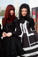 Gothic lolita by guillaumes2