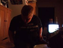 Drumming All Nightmare Long 3 by Tommyhawk