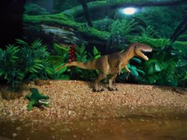 Carcharodontosaurus World 2 Solo Version by zoome3