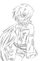 Vocaloid Me or an OC by Rndom-Obsessions