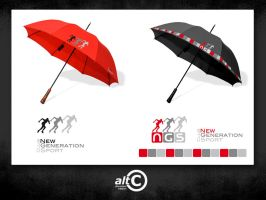 NGS Umbrella by ANOZER