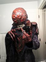 SUPERIOR CARNAGE COSTUME by symbiote-x