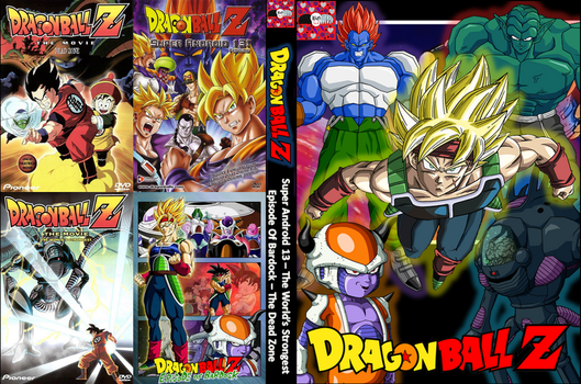 Dragon Ball Covers By Guitar6God On DeviantArt