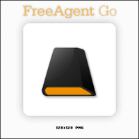 Freeagent Go Icon by enigma06