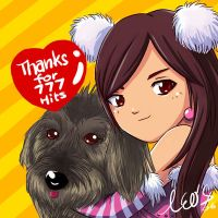 Thanks for 777 Hits by LeOtomatic