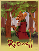Redwall by WhitestKid