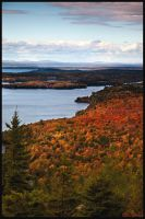 Acadia National Park - Fall by grimleyfiendish