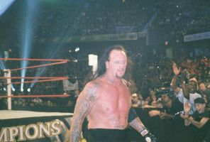 Undertaker Night of Champions 2010 by rkogirl1