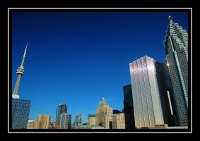 Downtown Toronto balcony 1 by martinshiver