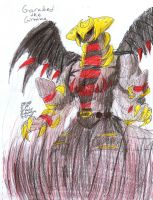 Garabed the Giratina by RavarokJudge